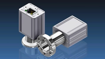 JEVAmet® PRM / PRM-S available with flange DN16KF and DN16CF