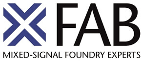Logo der X-FAB Semiconductor Foundries AG